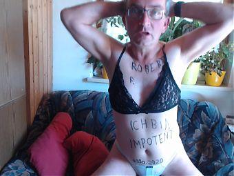 Impotent faggot Roberto F.