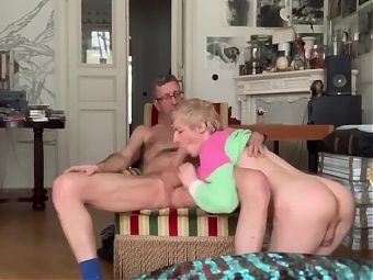 SISSY IS ALWAYS HUNGRY FOR RAW COCK
