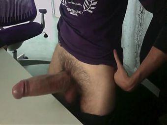 Huge solo cock