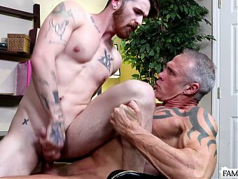 FamilyCreep - My Friends Silver Step Daddy Fucked Me Good