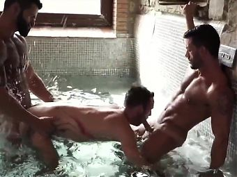 Victor DAngelo, Drake Rogers and Andy Star