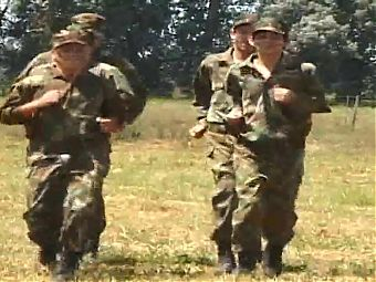 straight military boys fuckeing in the camp militrar in unif
