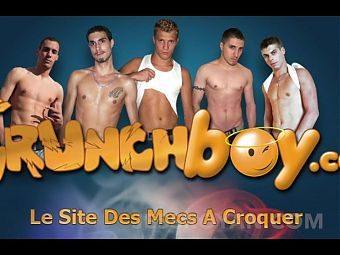 big bareback ogy gang bang in PARIS with JESS ROYAN for CRUN