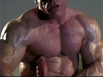 Prime Hot Muscle God Tom Lord Closeup Muscle and Huge Cock W